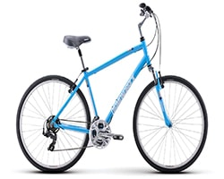 Diamondback Bicycles Edgewood Men's Hybrid Bike