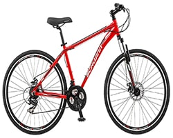 Schwinn GTX Comfort Hybrid Bike for Men