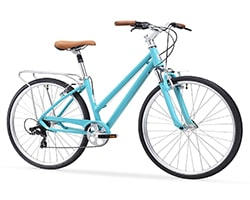 Sixthreezero Pave N Trail Women's Hybrid Bicycle